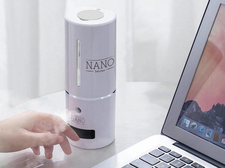 多用途自潔感應器